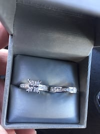 925 Silver Ring Set!!! Edmonton, T6L 1Z3