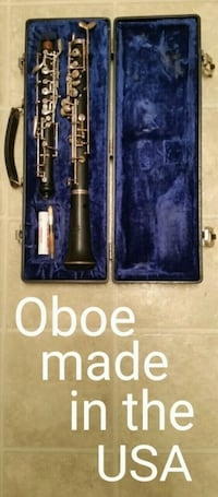 Olds model, USA, top quality oboe and case  Las Vegas, 89183