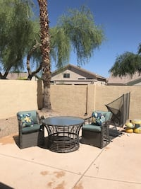 PATIO FURNITURE SET Chandler, 85286