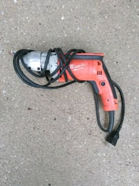 red and black corded power drill Baltimore, 21229