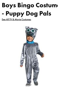 kids costume fits a 4-5 yr old Baltimore, 21211