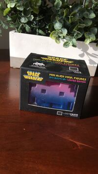 Space invaders toy Fairfax, 22033