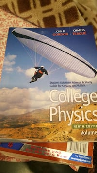 Physics book Toronto, M2J 1M2