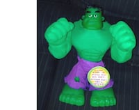 2007 Marvel Incredible Hulk Hulkey Pokey Talking Singing Dancing Hokey Toronto