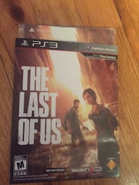 Ps3 the last of us game Islip, 11741