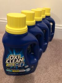 5 Oxi Clean detergents Silver Spring, 20905