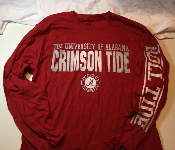 Alabama Crimson Tide Long Sleeve
