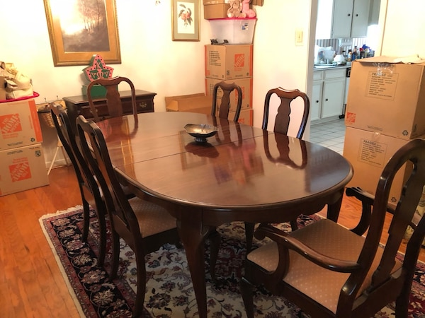 Pennsylvania House Dining Room Table With Chairs