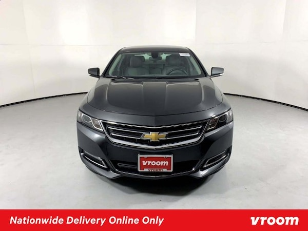 2019 Chevy Chevrolet Impala Nightfall Gray Metallic sedan 9e7f8ca7-5990-4921-9806-789761cd6953