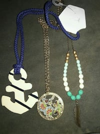 3 necklaces for  $15 Anoka, 55303
