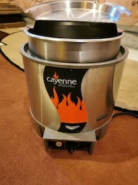 Soup Cooker / Food Warmer