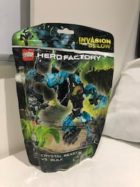 Lego NEW! Hero factory Toronto, M6C 3T5