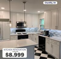 20% Discount on Kitchen Remodel Chantilly, 20151