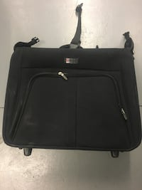 carry on garment luggage bag on wheels Silver Spring