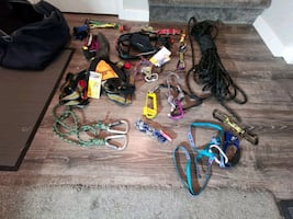 Wall climbing gear for sale
