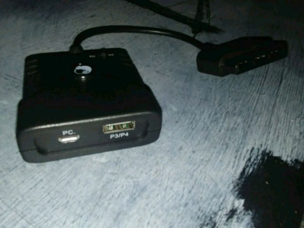 Ps3 / ps4 to ps1 / ps2 controller adapter