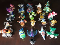 27 SKYLANDERS FROM SUPERCHARGERS Whitby
