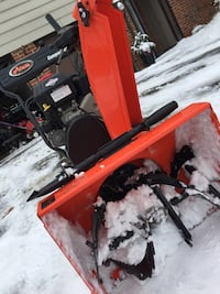 Ariens 9hp,20inch compact with electric start.