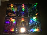 Babylon 5 DVD collection Seasons 1-5 and Movie collection Toronto, M9A 0B7