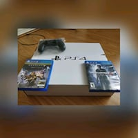 PlayStation 4 with Uncharted 4 and Destiny Sugar Land, 77498
