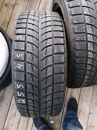 255/45R20 Set of 4 Bridgestone Blizzak Winter Set of 4