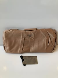 Prada Sateen Clutch Light Pink Toronto, M5P
