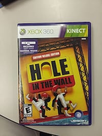 Hole in the wall for XBOX360 KINECT Brampton, L6X 5B9