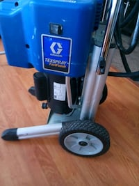 Graco texsprayer fast finishing Houston, 77036