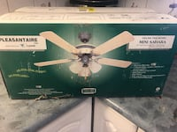 Ceiling fan new in box Brampton, L6Z 3A3