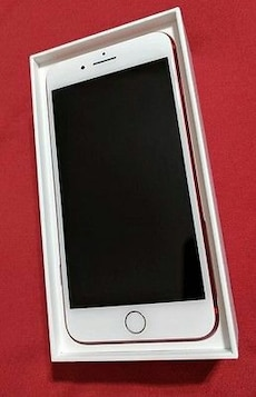 white iPhone 6 in box
