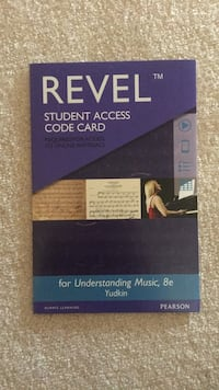 Understanding Music Access code and Textbook Hagerstown, 21740