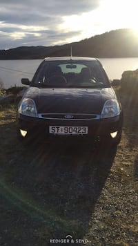Ford fiesta 2004 Isdalstø, 5916