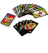UNO Baby Animals Card Game  Brand New  Laval, H7P 5V3