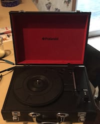 Polaroid Record player with Bluetooth works great.
