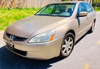 2003 Honda Accord Leather : No check Engine Light Takoma Park