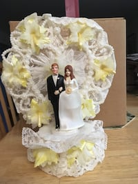 Wedding Cake Topper Silver Spring, 20906