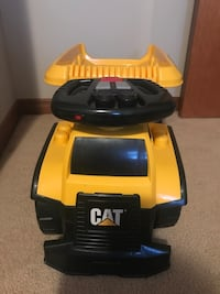 Caterpillar truck for toddlers