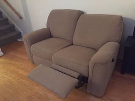 Reduced Price! Reclining Couch
