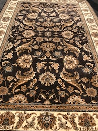 Brand new traditional design Area Rug size 8x11 brown carpet Arlington, 22203