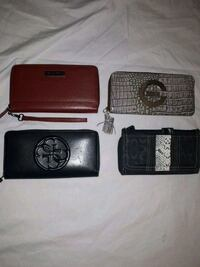 New and gently used wallets London