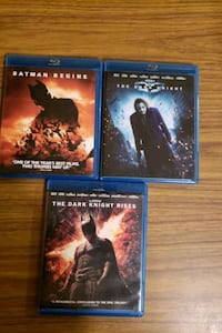 Batman trilogy  Northbridge, 01534