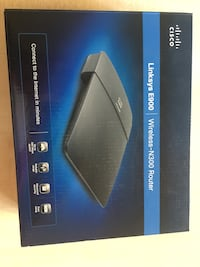 Linksys Router E900 Wireless N300