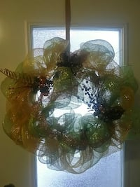 Homemade wreath fall Conception Bay South, A1X 2J3