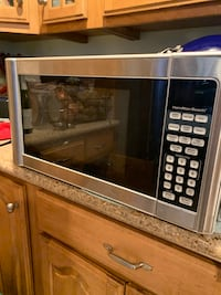 Microwave for parts or quick fix Gardena
