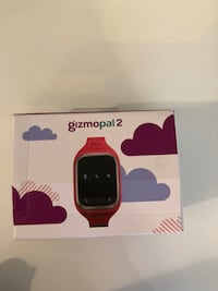 Red smartwatch with box West Chester, 45069