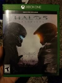 Halo 5 Xbox One game
