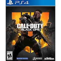 PS4 Call of Duty Black Ops 3 game case Toronto, M2N 7K2