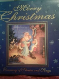 Christmas book and songs Wynne, 72396