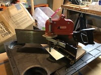 Black and gray miter saw Pittsfield, 01201