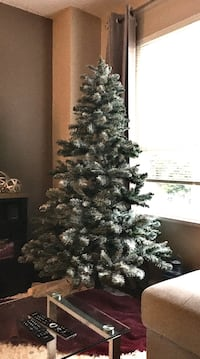 6.5 foot Christmas tree